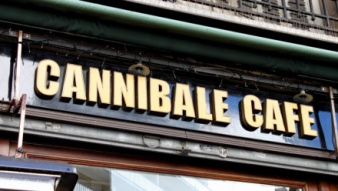 LE CANNIBALE CAFE