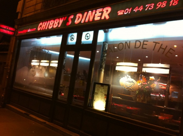 CHIBBY'S DINER