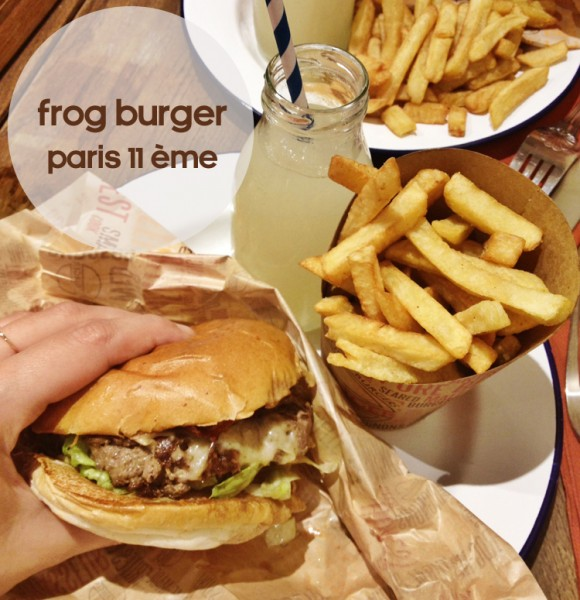 frog burger sur hamburger paris infos photos avis frog burger paris. Black Bedroom Furniture Sets. Home Design Ideas